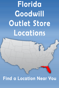 Florida Goodwill Outlet Stores