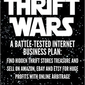 thrift wars selling on ebay amazon book
