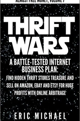 thrift store selling on ebay amazon