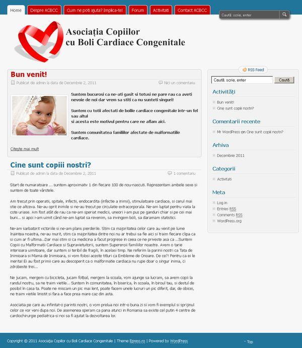 Asociaţia Copiilor cu Boli Cardiace Congenitale