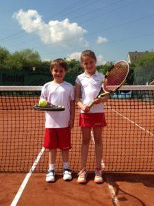 Die Gewinner: Thea und Henri