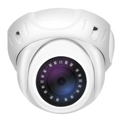 GW5091IP 5MP IP POE 2.8mm Fixed Lens Turret Security Camera, Part of the GW Security Collection of security cameras for sale