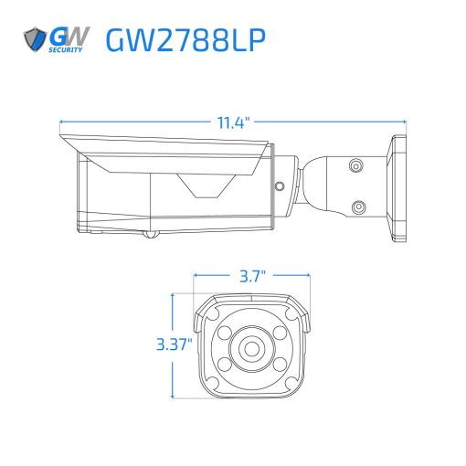 2788LP dimensions 1