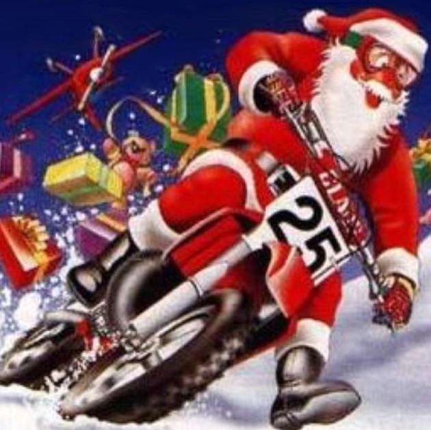 CILENTO – Nel Cilento Babbo Natale arriva in moto, domenica il tour natalizio