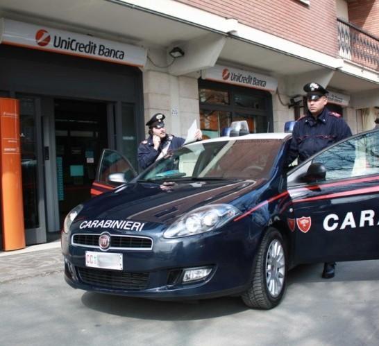 SALERNO –  Usano il gas per svaligiare bancomat Unicredit