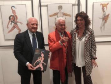 """Inaugurata la nuova sede della Fondazione """"Eduardo De Filippo"""""""