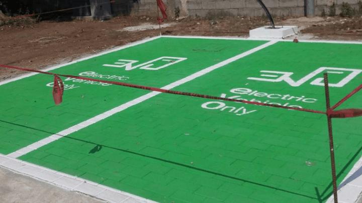 Parco, oggi l'inaugurazione di colonnina per veicoli elettrici