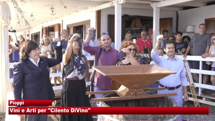 """Pioppi, vini e arti per """"Cilento DiVino"""""""
