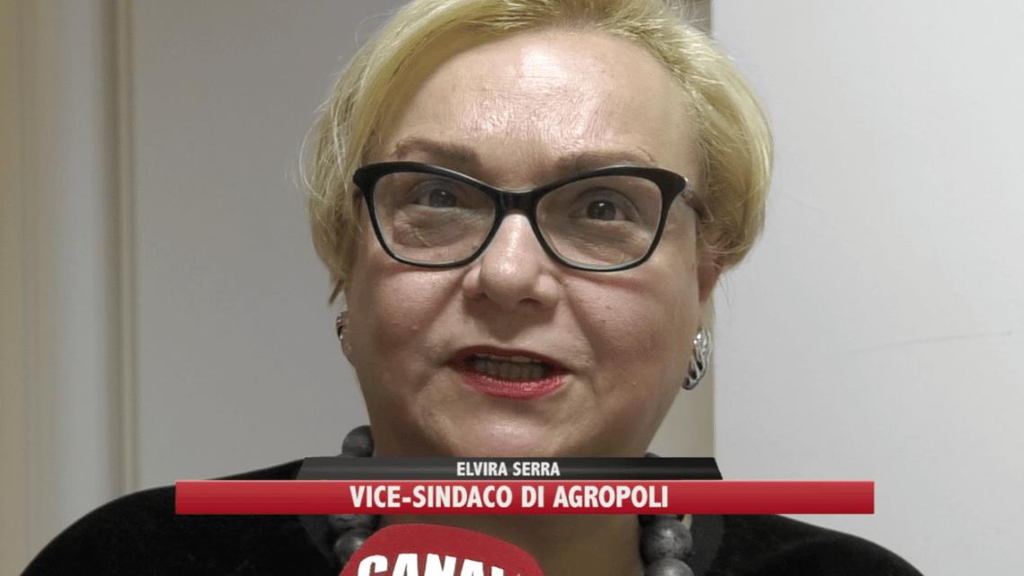 Agropoli, il messaggio di Elvira Serra ai giovani