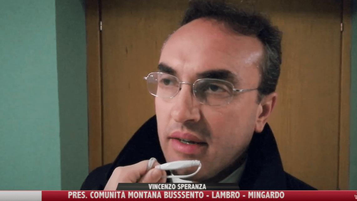 Terreni confiscati a Santa Marina, parla Vincenzo Speranza