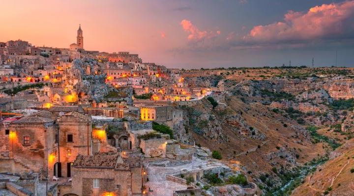 Rete Borghi abbandonati, le bellezze campane a Matera