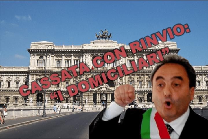 La Cassazione rinvia al Riesame i domiciliari di Antonio Romano