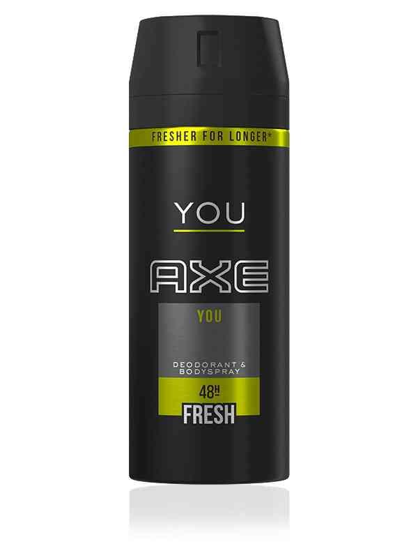Body Spray for Men
