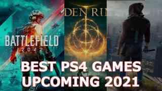 Best PS4 Games