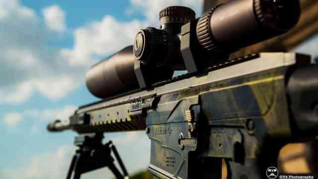 NEMO Arms Watchman 2.0 300win OMEN