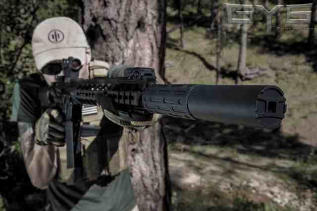 GemTech, The One, PWS, Primary Weapon Systems, GY6 photography