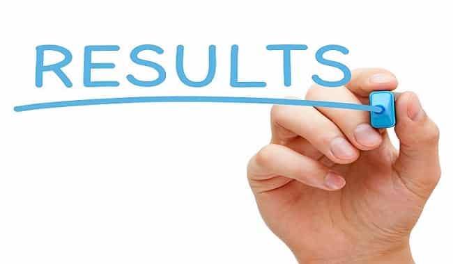 YVU Degree Results