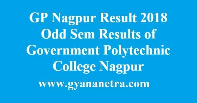 GP Nagpur Result