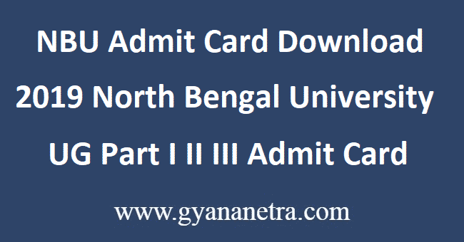 NBU-Admit-Card-Download-2019