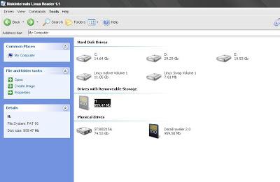 डुअल बूट कंप्युटर में विण्डो में लिनक्स फाइल्स कैसे एक्सेस करे ?