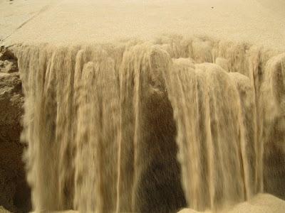रेत के झरने