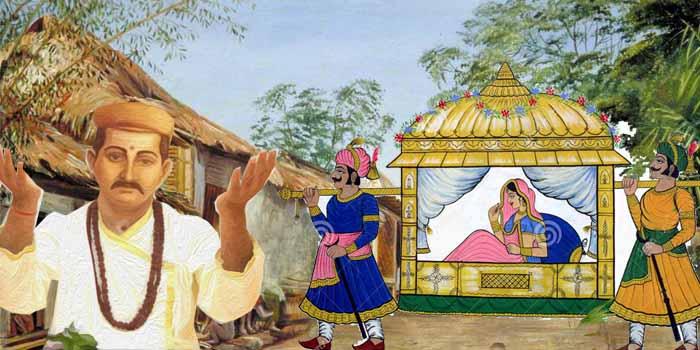 कवि की दो पंक्तियाँ और जोधपुर की रूठी रानी