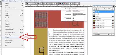 एडोब पेज मेकर में बनी फाइल को पीडीएफ फाइल में बदलना