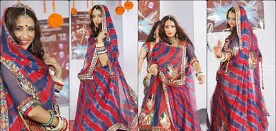 """आखिर  क्यों भारी है फैशन की दुनियां पर """"राजपूती पारंपरिक पौशाकें"""" ?"""