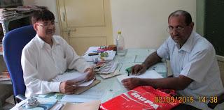 RTI के माध्यम कृषि विभाग का निरीक्षण : अनुभव