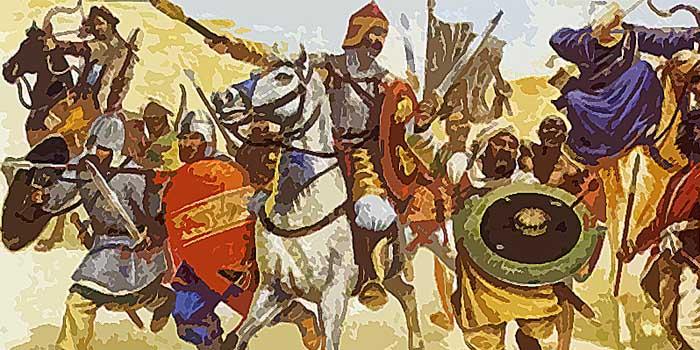 जब पंवारों की छोटी सी सेना के आगे भागी थी भरतपुर की शक्तिशाली सेना