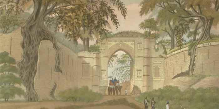 शेरशाह सूरी इसी किले के दम पर बना था भारत का बादशाह