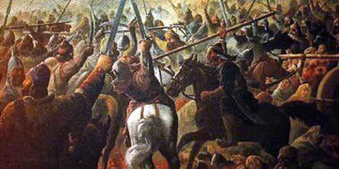 यदि राजपूत मुस्लिम युद्ध साम्प्रदायिक होते तो क्या ये संभव था ?