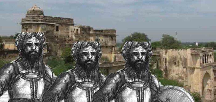 मेवाड़ के पक्ष में इन कछवाह वीरों ने की थी मुगलों से बगावत