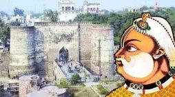 लोहागढ़ महाराजा सूरजमल के शौर्य का प्रतीक