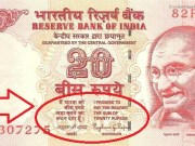 What does it mean to write sentences Indian rupee