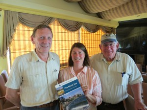 Photo: The Black Sea cruising guide launch.