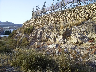 Photo: A Phoenician archeological site in Adra, Spain. Credit: Lisa Borre.