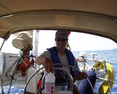 Photo: Cruising in Costa Blanca, Spain. Credit: D.R. Barker.
