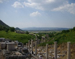 Photo: Ephesus, Turkey. Credit: Lisa Borre.
