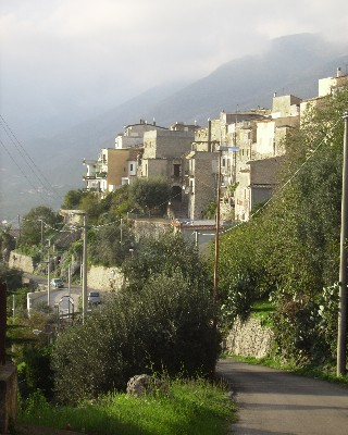 Photo: Aurunci Mountains, Italy. Credit: Lisa Borre.
