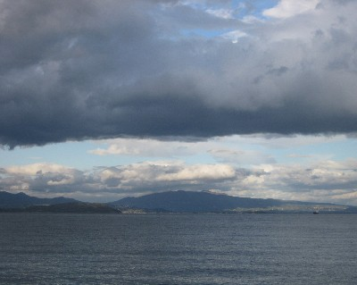 Photo: View of the Gulf of Gaeta, Italy. Credit: Lisa Borre.
