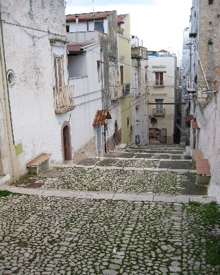 Photo: Gaeta, Italy. Credit: Lisa Borre.