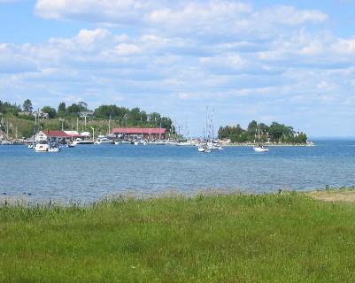 Photo: Gore Bay, Ontario. Credit: L. Borre.