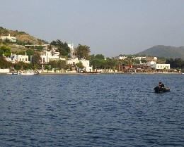 Photo: The quiet harbor of Gümüslük, Turkey. Credit: Lisa Borre.