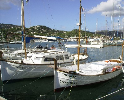 Photo: Local sailing boats, Andraitx, Mallorca, Balearic Islands, Spain. Credit: Lisa Borre.
