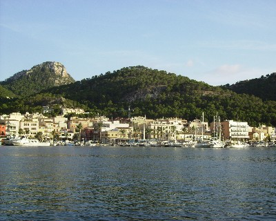 Photo: Puerto de Andraitx, Mallorca, Spain. Credit: Lisa Borre.