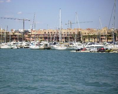Photo: Sotogrande, Costa del Sol in southern Spain. Credit: Lisa Borre.