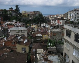 Photo: The ancient city of Trabzon, Turkey. Photo by Lisa Borre.