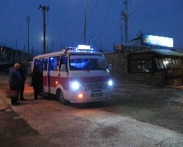 Photo: dolmus minibus in Marmaris, Turkey. Credit: L.Borre.