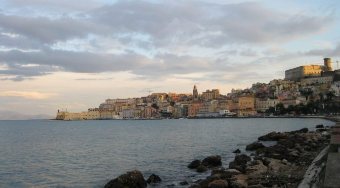 Photo: Gaeta, Italy. Credit: Lisa Borre.